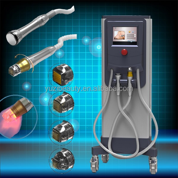 Hot selling !!fractional rf CPT Skin Rejuvenation Beauty Equipment /fractional rf Face Lifting