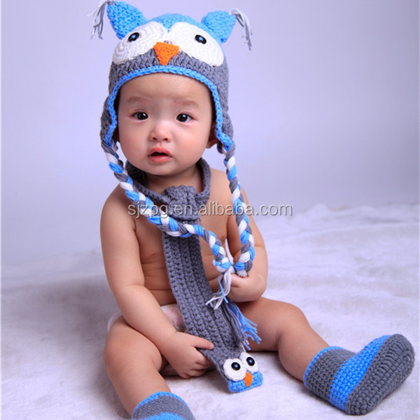Halloween Baby Owl Hat And Diaper Cover Photo Prop Set - Buy Baby ... 19267161fe4