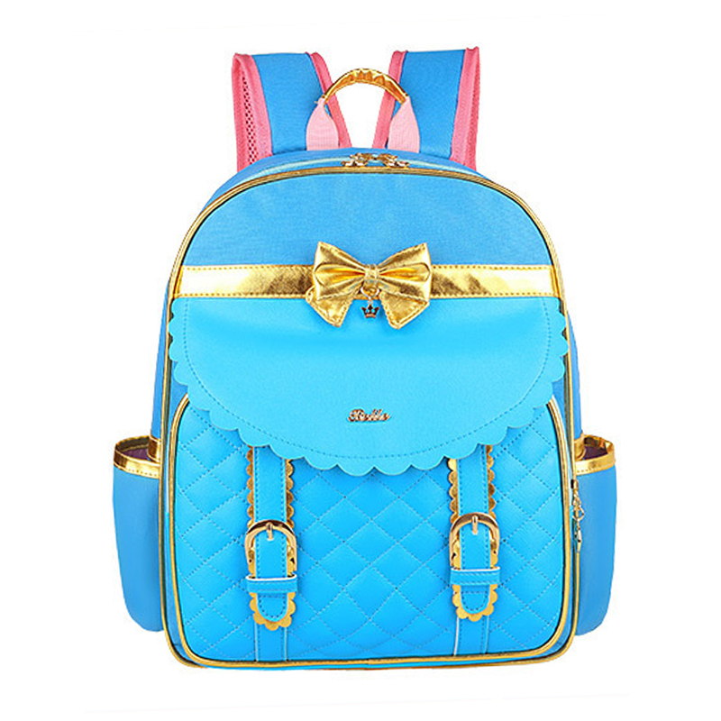 dbe85e48f5b5 Get Quotations · Princess primary school children school bags for girls  school backpacks kids mochila Infantil bolsa backpack child