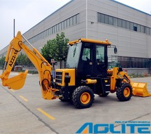 chinese construction equipment backhoe loader
