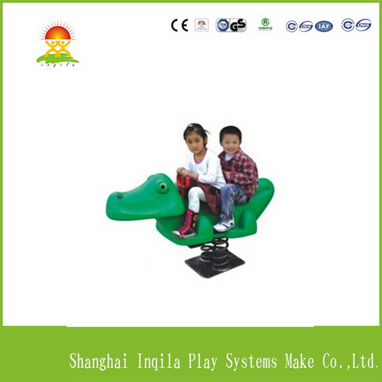 High quality promotional spring coin operated rider