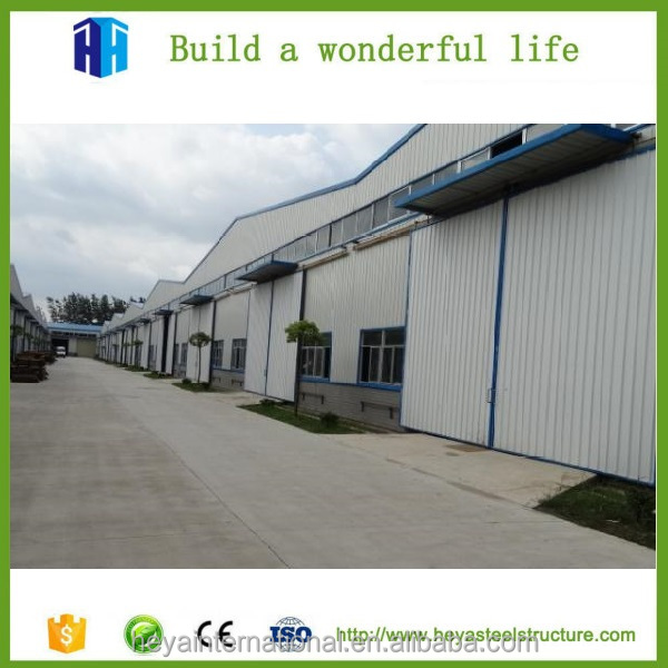 HEYA shenzhen prefab auto part insulated warehouse on sale with good price