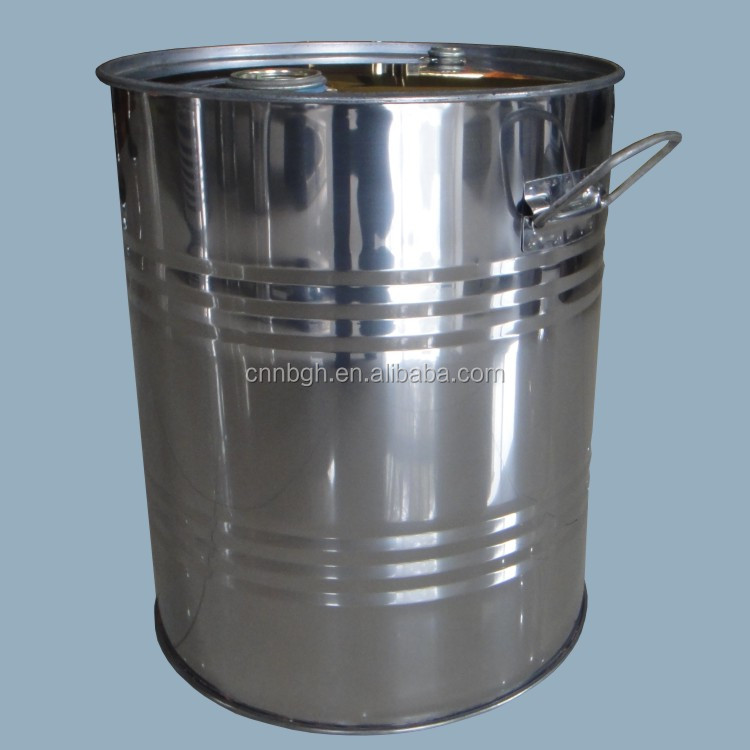 13.2 gallon 50L closed head 316L stainless steel drum