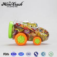 OEM small car fruit jelly snack