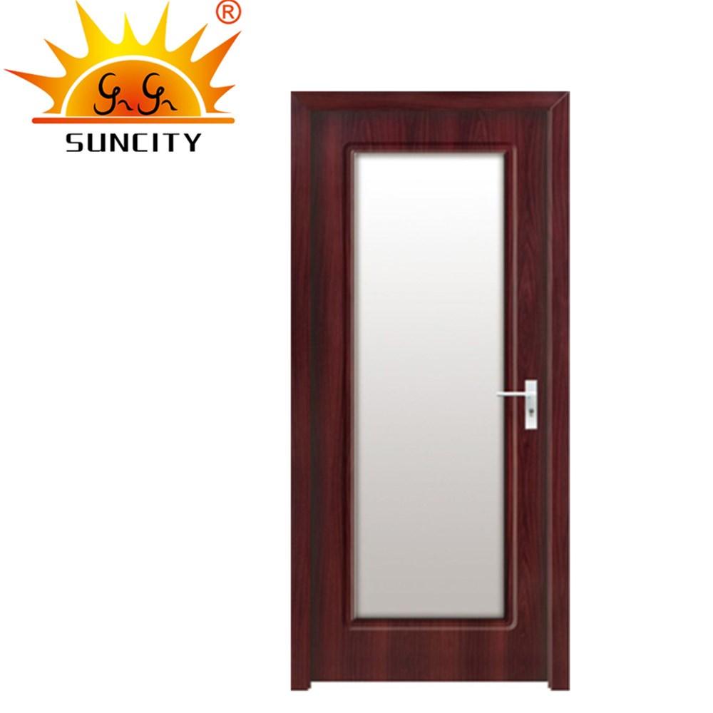 Sc-12 Latest Pvc Bathroom Door Design,Modern Ready Made Bathroom Door  Model - Buy Bathroom Door Design,Pvc Bathroom Door,Bathroom Door Model  Product