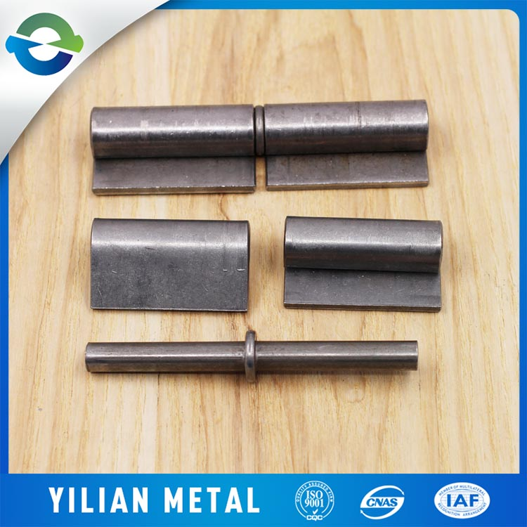 Factory Price High Quality Iron Welding Hinge For Heavy Door Iron Flag Hinge