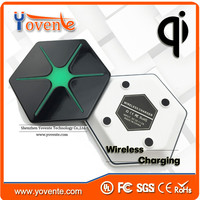 Yovente Wireless Charger for Mobile Phone iPhone Nokia Moto X Galaxy S6 S7 Edge Nexus Qi Universal Wireless Charger