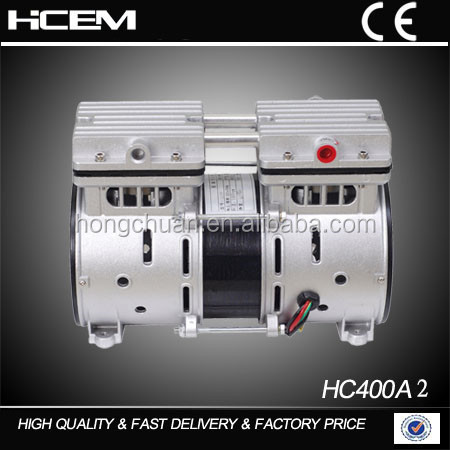 HC400A2 High flow oilless single stage rotary vacuum <strong>pump</strong>