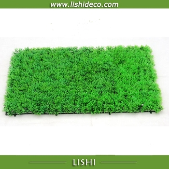 Por Outdoor Use Anti Fire Artificial Gr Moss Mat Hedge