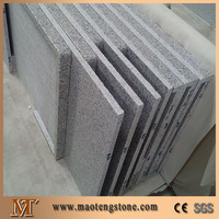 G603 Competitive Price Of High Quality Steel Grey Granite Countertop