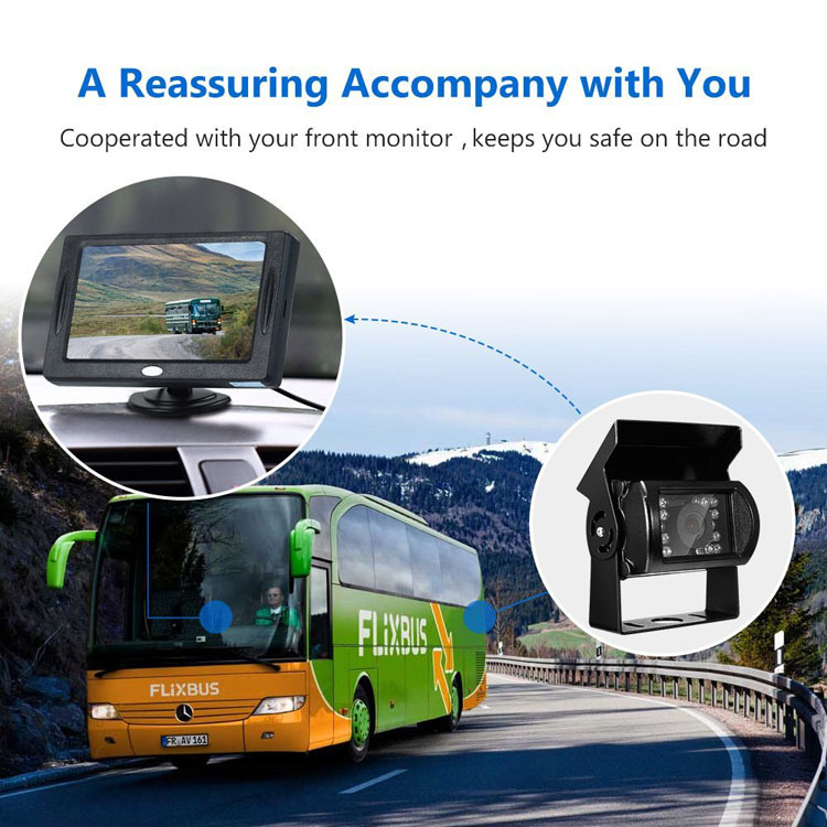 SONY CCD sensor safty & convenience car infrared security system car camera  mirror 1080p BS-2020L, View car camera, BESNT Product Details from