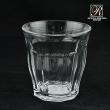 P&T Glass Ware, whisky glass cup, durable glass cups in low price