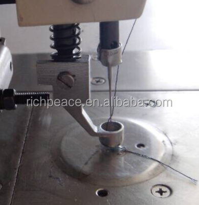 Servo motor single needle industrial high speed lockstitch garment sewing machine