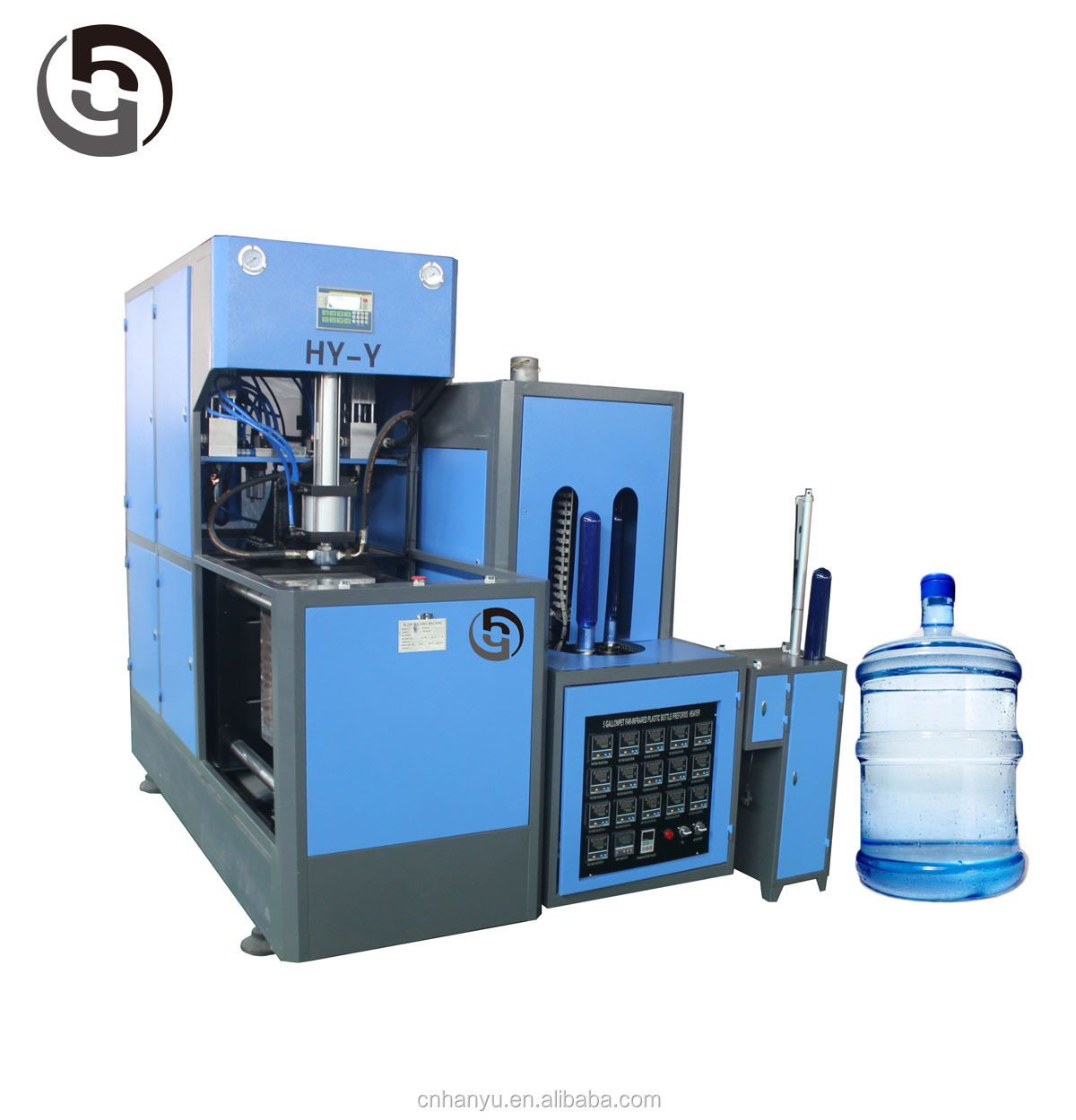 5 Gallon PE PP Pc Plastic Bottle Blow Molding Machine