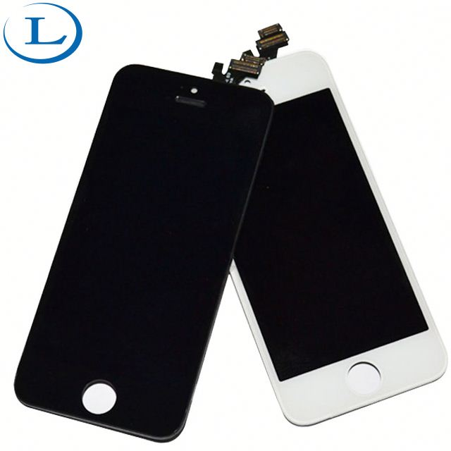 O LCD o mais novo para o oem do iPhone 5 lcd com digitador, para a tela do lcd do iphone