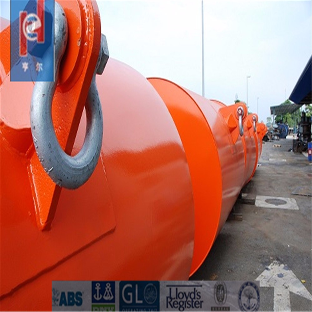 Light buoy into water agent price marine supplies