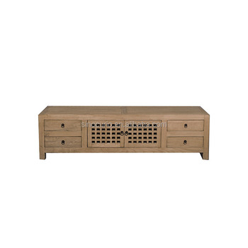 Chinese Antique Reproduction Furniture Recycled Elm Wood Television Stand But From China Online