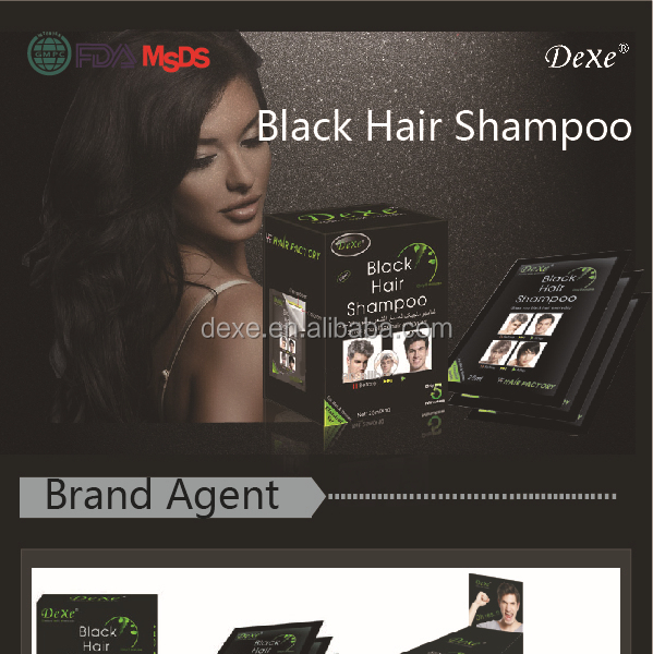 Create Your Own Logo Make Your Hair To Black Color Shampoo View