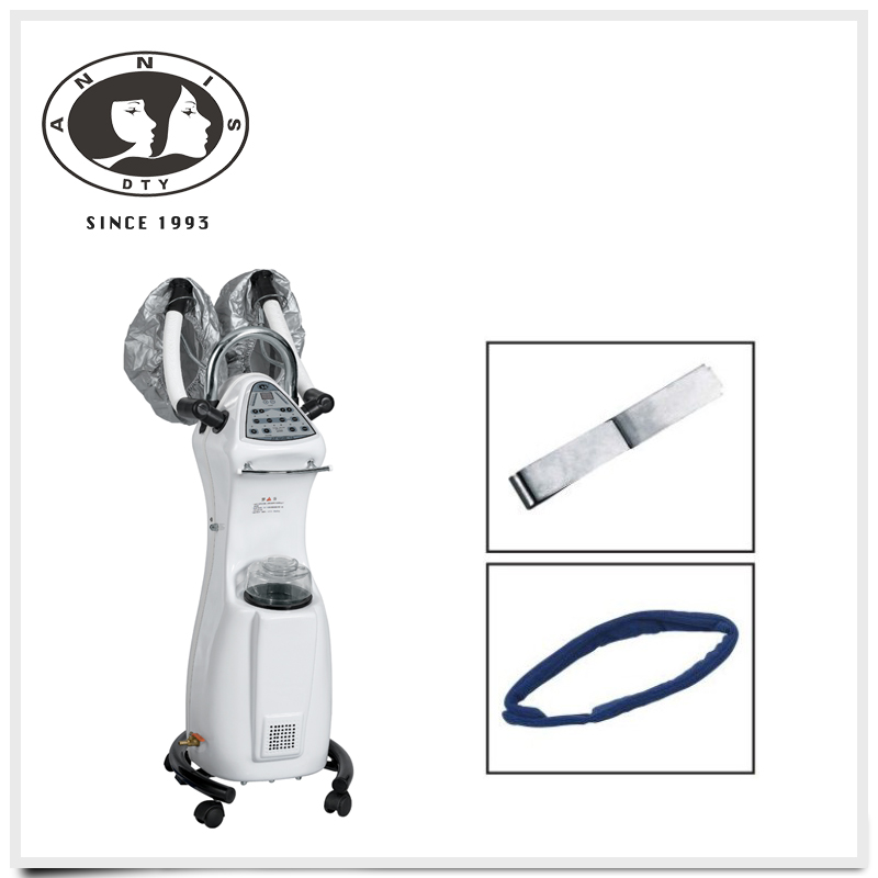DTY best selling products portable hair salon equipment professional Oxygenating O3 hair steamer
