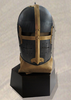 MHH103 Party plastic toy roman crusader knight medieval viking helmet with horns/ knight armor