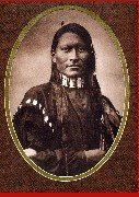 American Indian Photographs-Red Armed Panther, Cheyenne Scout