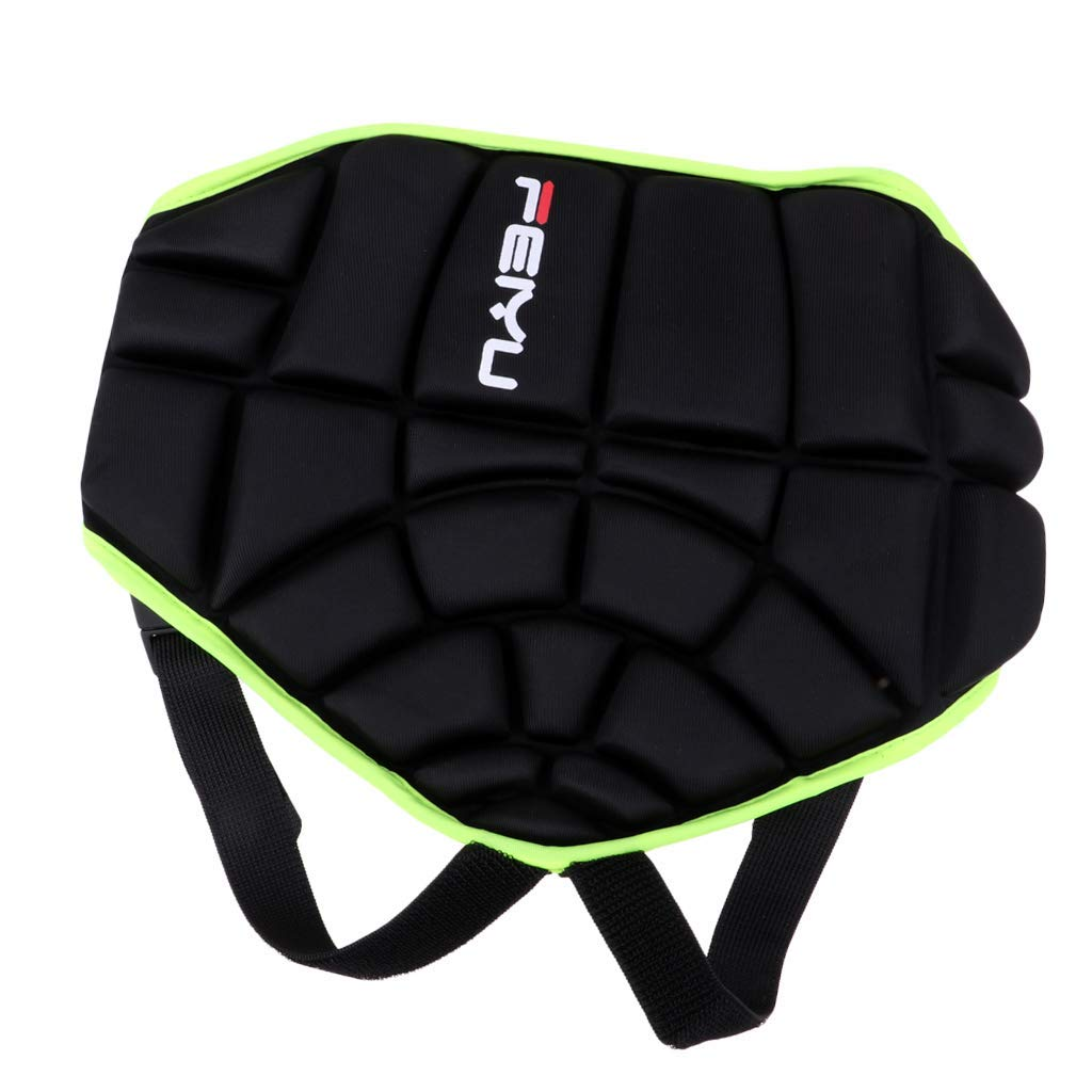 D DOLITY Breathable Lightweight Hip Butt Pad, Protective Gear Guard,Padded Shorts for Ski/Skiing /Skating/Snowboard / Cycling for Kids Girl Boy Teens