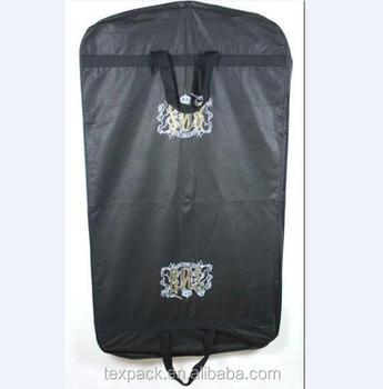 Hot Sale Wedding Dress Garment Bag Wholesale Garment Packaging Bag