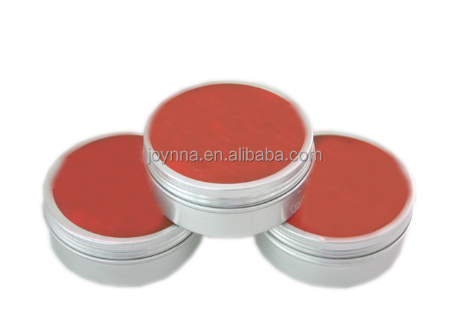 Hair wax red one