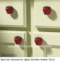 Apple Cabinet Knobs Drawer Pulls, Apple Cabinet Knobs Drawer Pulls ...
