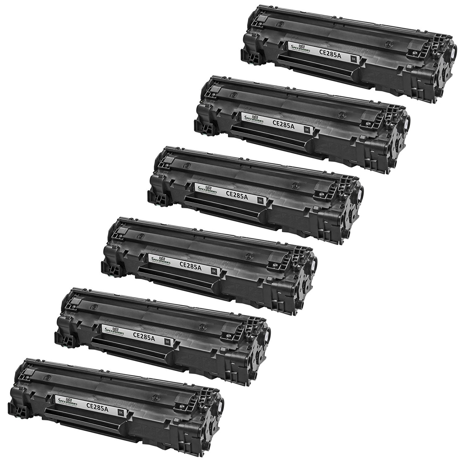 Cheap Laserjet P1102w Cartridge Find Opc Drum Printer Hp P1102 Toner Katrid Ce285a 85a Get Quotations Speedy Inks 6 Pack Remanufactured Replacement For Black Laser