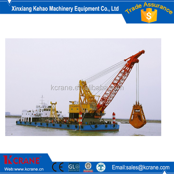 Hot Sale Dredging Grab Bucket Used on Crane from Kcrane
