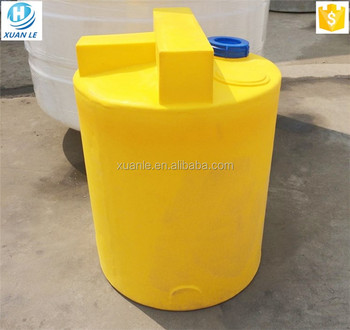 Industrial 500l Poly Plastic Chemical Storage Containers