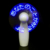 AAA Battery Handheld Mini Plastic Fan Without Led