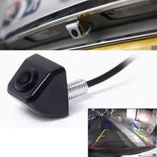 Fochutech wired / Wireless Blk Car Rear View CCD 170degree  Front&Back View Forward Camera Reverse Backup Parking