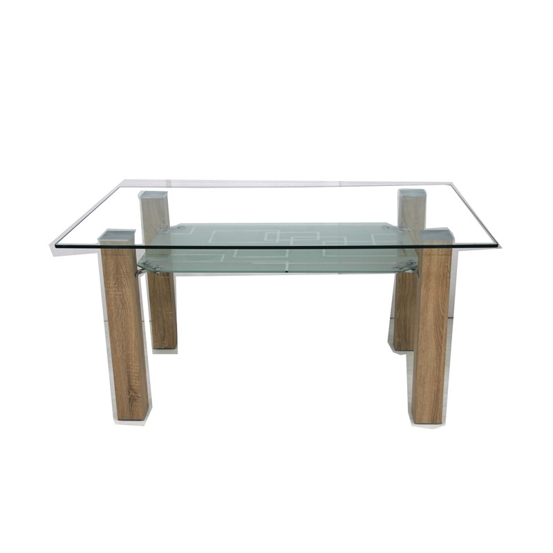 eco friend vintage glass mirrored dining room table buy