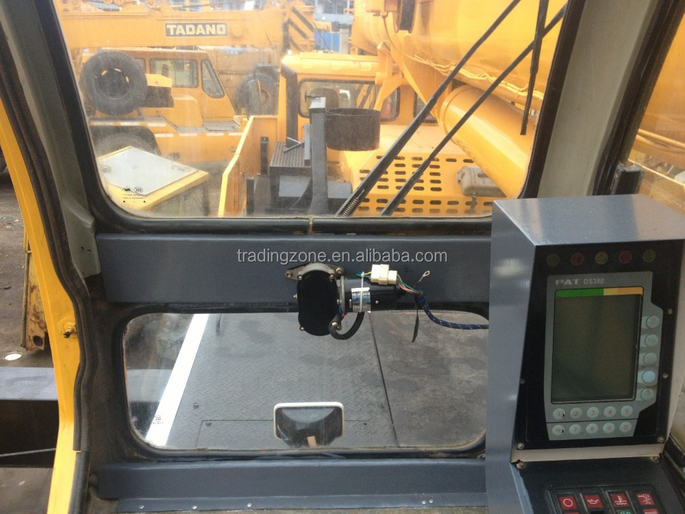 Used 70 Ton Xcmg Mobile Crane,Xcmg Qy70k Truck Crane,Made In China ...