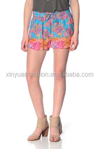 4869687359 Indian Fashion Sexy Women Photos Beach Shorts Ladies Hot Girls Yoga Shorts
