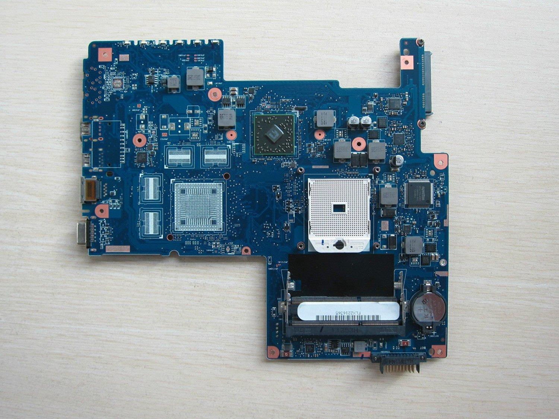 TOSHIBA SATELLITE H5 XU6 LAPTOP MOTHERBOARD K000104150 LA-6071P INTEL S989 B