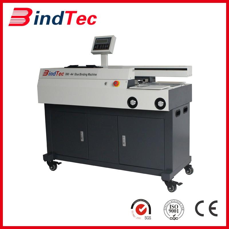 D60-a4 Bindtec Automatic A4 Perfect Binder Glue Book