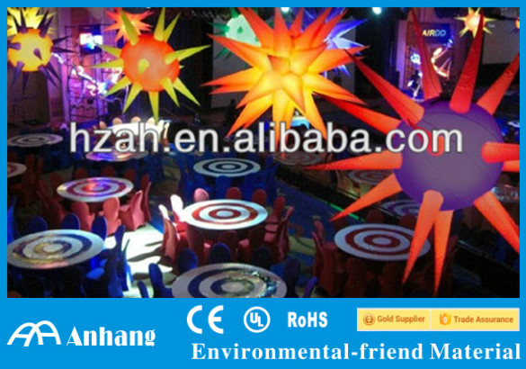 Cosmetics Shop Decoration Inflatable Star