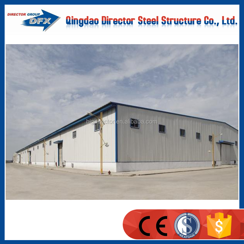 cheap steel structure cold storage warehouse building