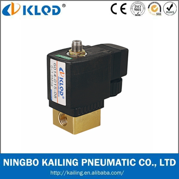 KL6014 Series 3/2 Way direct acting 24V DC solenoid valve