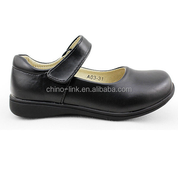High quality wholesale factory price shoes,school gilr shoe calzado