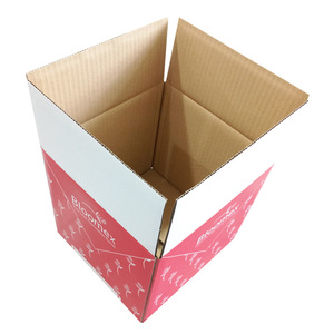 Corrugated paper packaging cardboard boxes for flowers