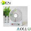 ABS Plastic Using Battery Power Portable Mini Fan Cooling Travel Handheld USB Mini Rechargeable Fan