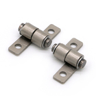 Manufacturers sell 0.8N/M welded butt hinge, high-quality multi-function damping 360 degree rotating hinge