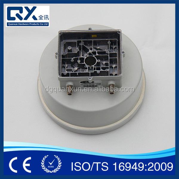 Aluminum housing satellite receiver C band LNB