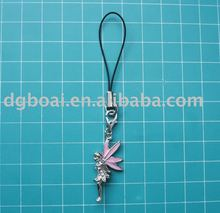 Fashion mobile phone strap,fashion jewelry