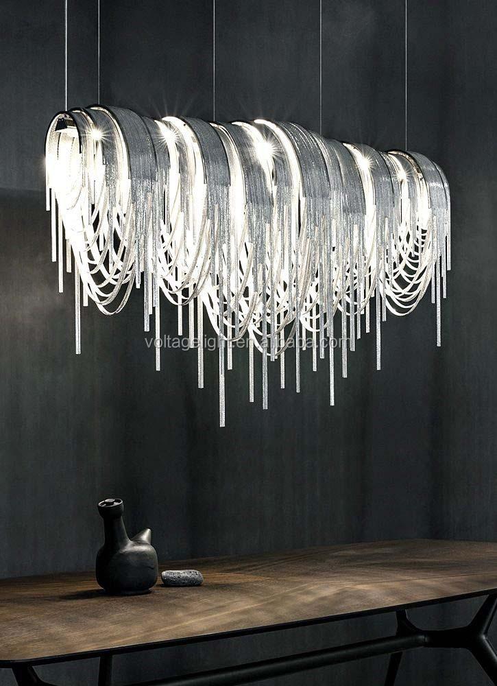 China Supplier Modern Decorative Project Led Pendant Lighting ...