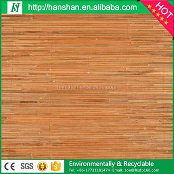 Plastic Wood Floor Interlocking Wood Flooring Recycled Plastic